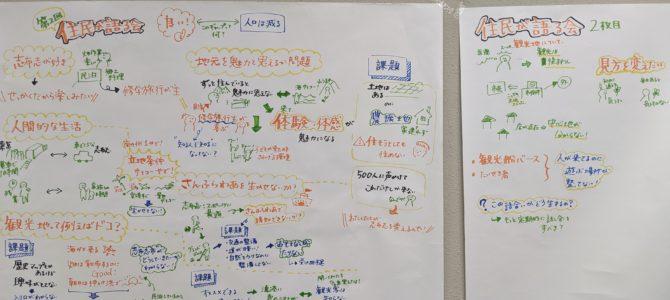 【実施報告】志布志市「住民を語る会」in志布志②が開催されました!